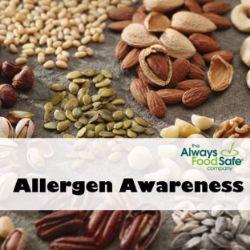 Picture of Allergen Awareness - California - All counties (Training & Exam Bundle)