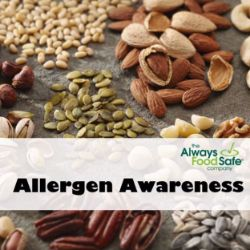 Picture of Allergen Awareness - Wisconsin - All counties (Training & Exam Bundle)