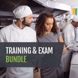 Food Protection Manager Lesson and Exam Bundle